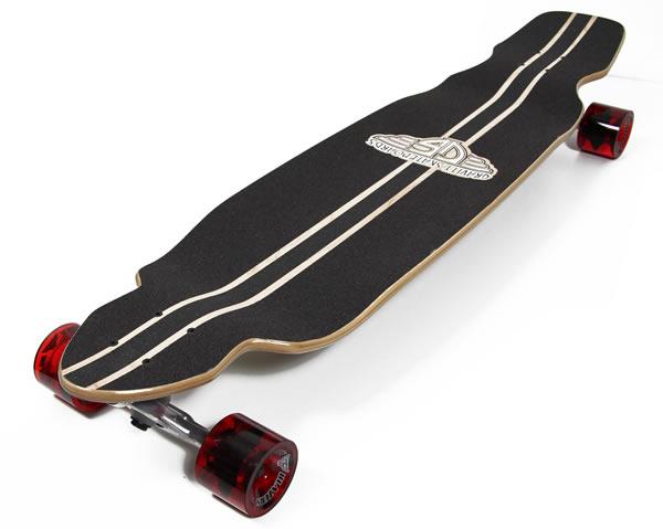 un longboard