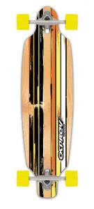 Longboard simétrico