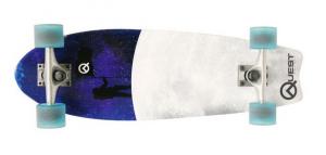 Longboard de cola de pescado