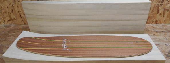 Cómo hacer un Longboard desde cero