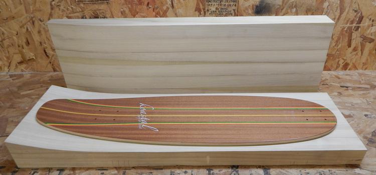 Como hacer un longboard