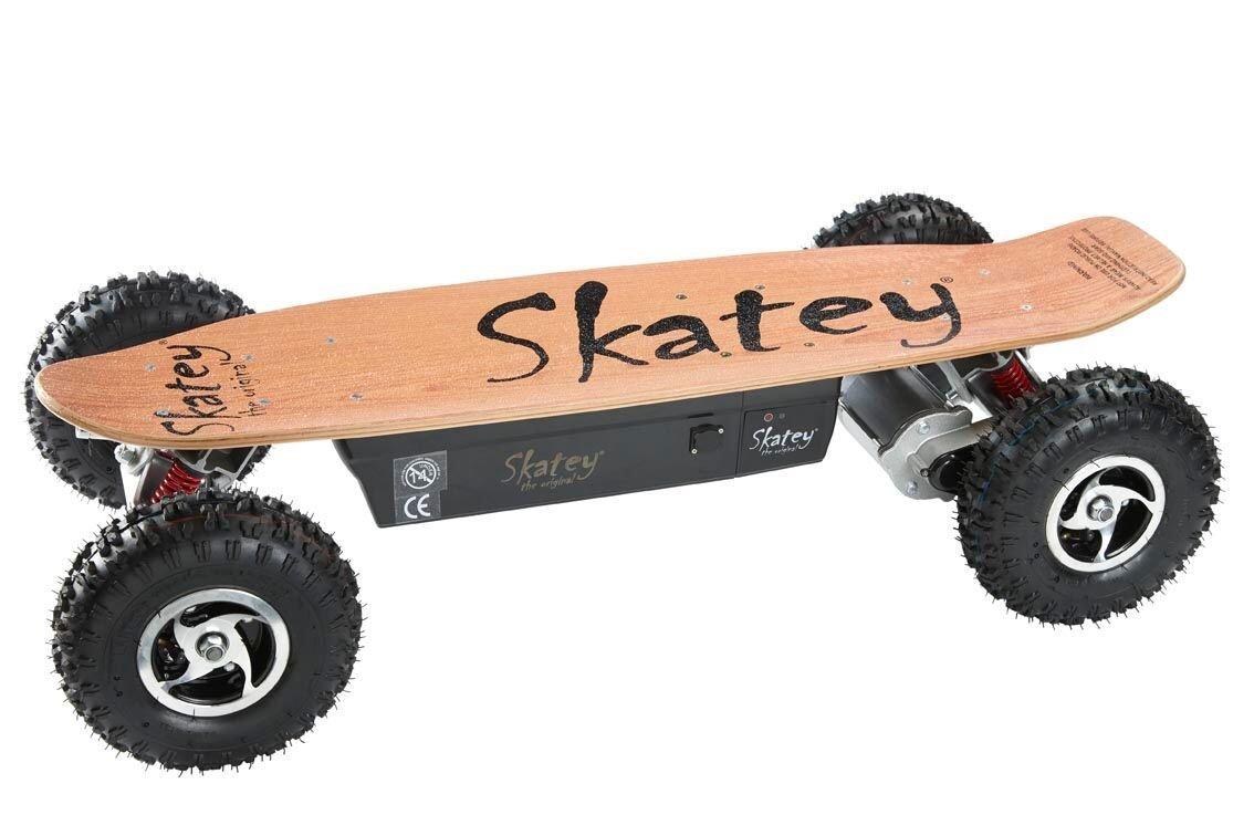 SKATEY 800W - Los mejores longboards eléctricos