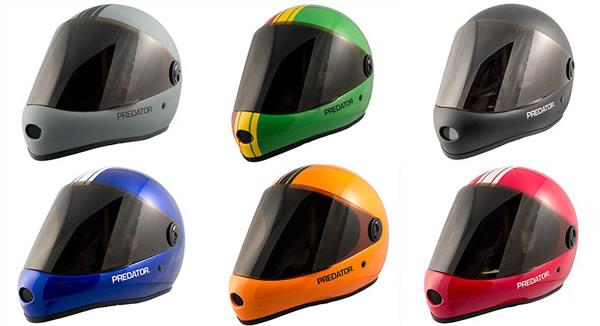 Modelos de cascos para longboard
