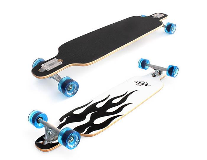 Longboard Surf Rebel Free Ride- Gran opción calidad/precio