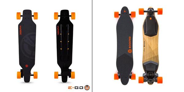 Longboards eléctricos
