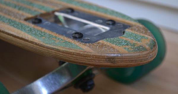 Materiales recomendados para un Longboard
