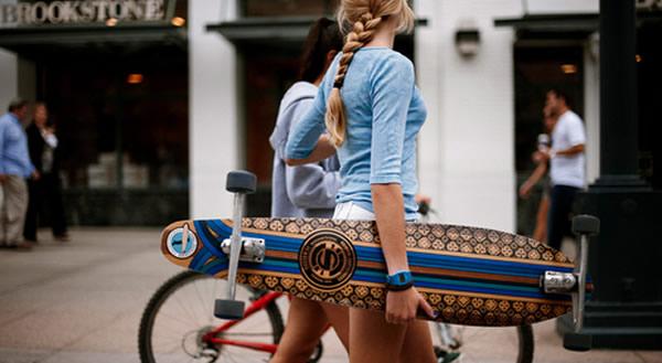 Cómo elegir el longboard perfecto