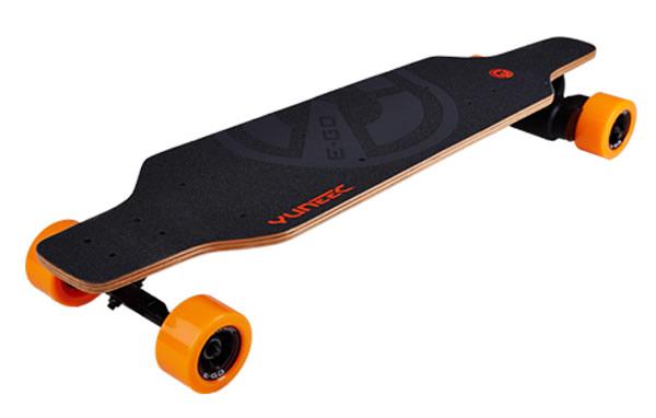 Yuneec E-Go, uno de los Skateboard eléctrico más baratos