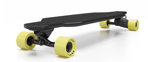 Marbel Board 2.0, un skate eléctrico de gran potencia para amantes de la velocidad
