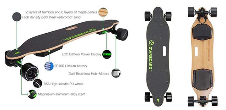 Patineta eléctrica E-GLIDER