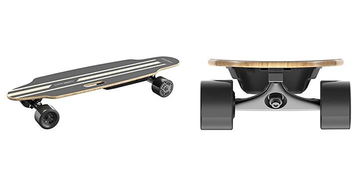 iWatSkate iWild - Los mejores longboards eléctricos