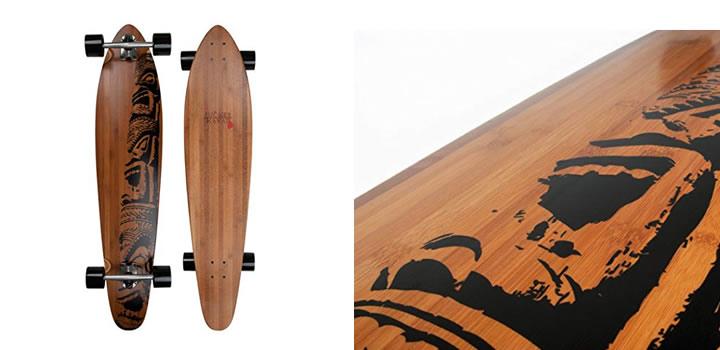 Mike Jucker Hawaii Makaha - Longboards de calidad